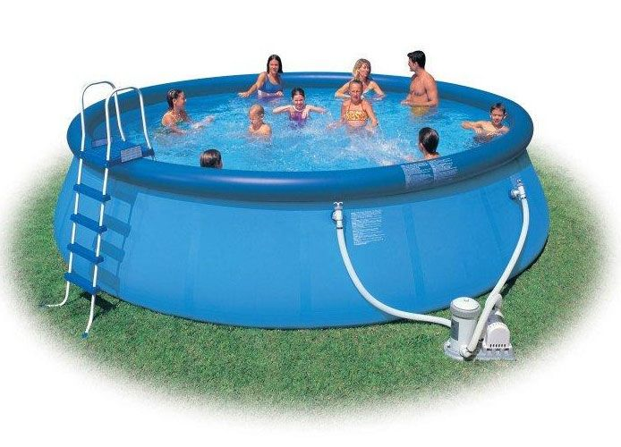 18 X 48 Quot Intex Easy Set Pool 56904eb