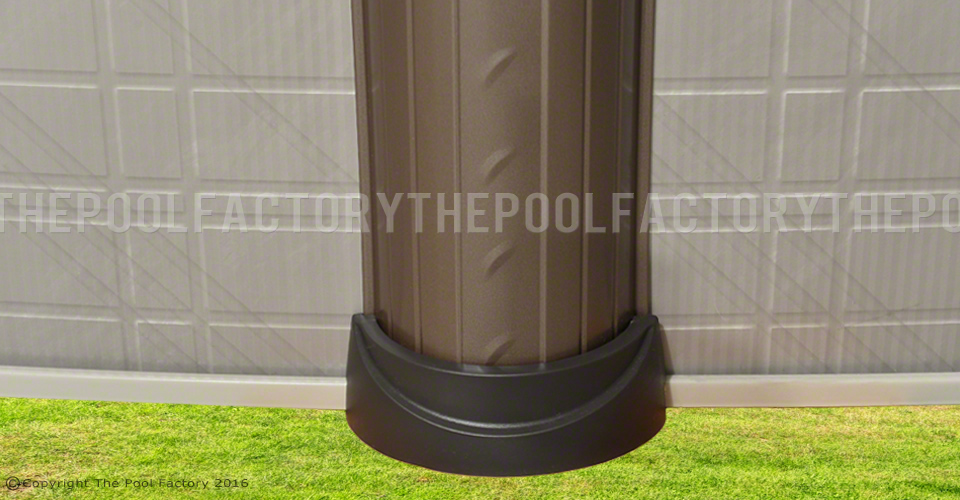 Melenia Oval Bottom Upright Boot