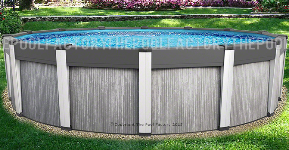 """27'x54"""" Preference Round Pool"""