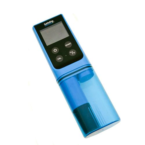Solaxx Safedip Digital Chemistry Tester For Pools And Spas