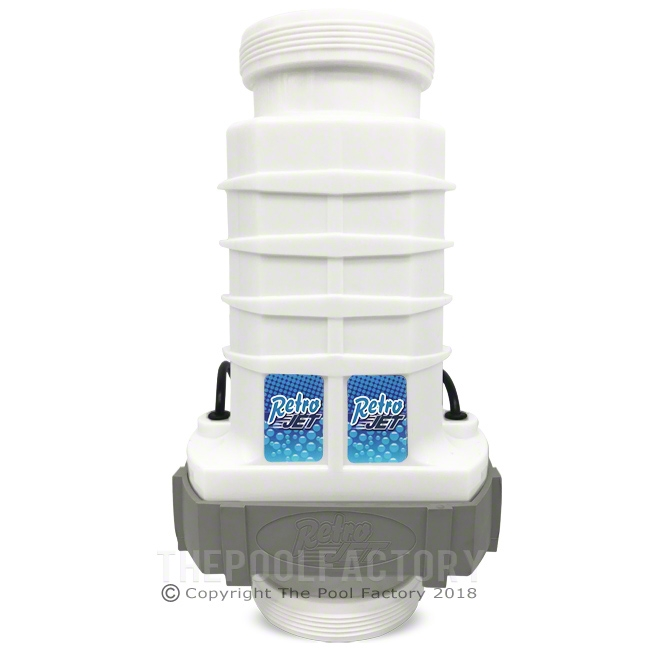 Solaxx Saltron Retro Jet Saltwater Chlorine Generator