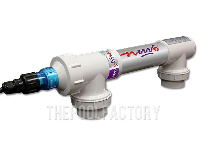 Solaxx Nuvo Ultraviolet Water Sanitizer The Pool Factory