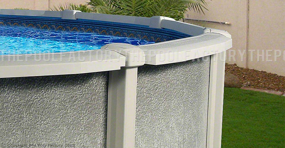 21 X43 X54 Quot Saltwater 8000 Oval Pool