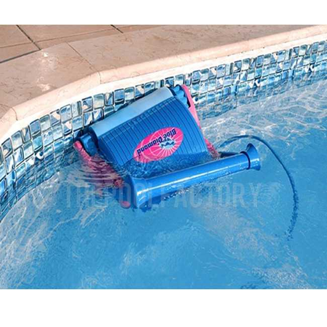 Water Tech Blue Diamond Inground Robotic Pool Cleaner